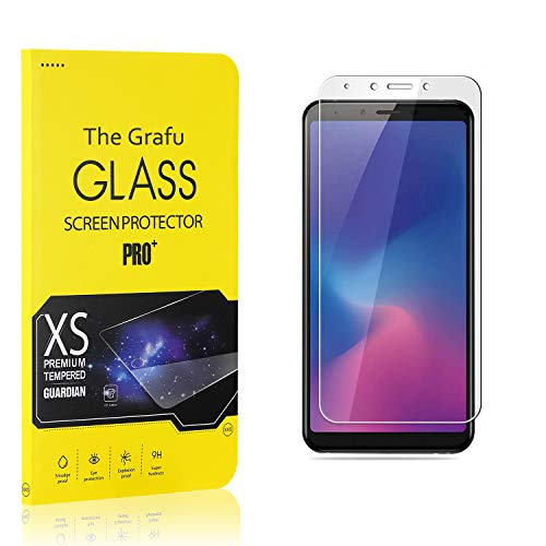 Check Out This The Grafu Screen Protector Compatible with Galaxy A6S, Tempered Glass, Scratch Resist...