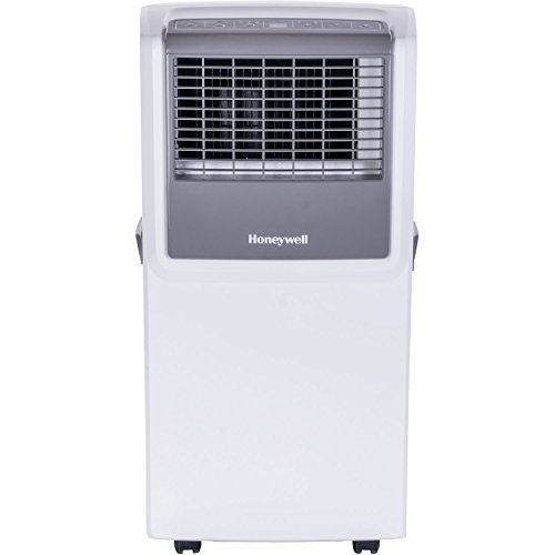 Honeywell Mp08cesww 8000 BTU Portable Air Conditioner avec grille de ventilation avant et...