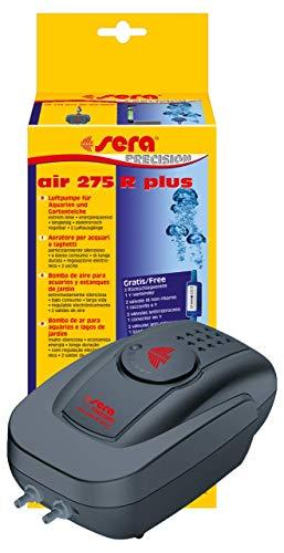 Sera 08814 Air 275 R Plus - Bomba de aire para acuarios