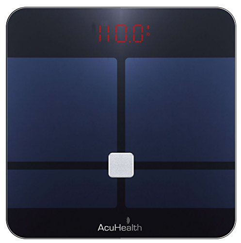 Learn More About AcuHealth Body Fat Scale and Fitness Analyzer - Your Personal Health Monitor with B...