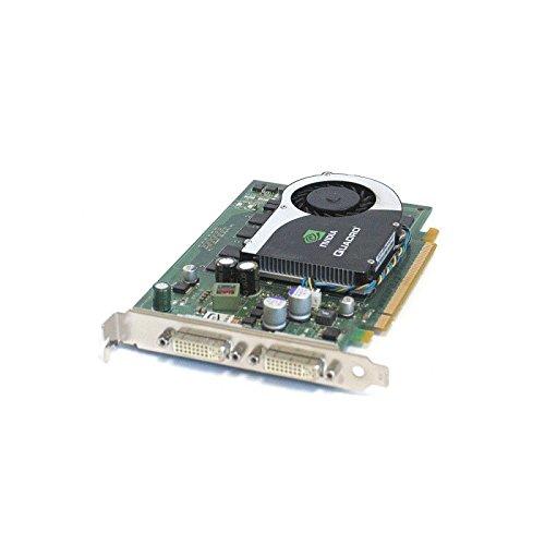 nVidia Quadro FX570 0-WX397 256MB DDR2 Grafikkarte PCIe-16x Dual-DVI, BULK