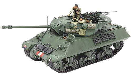 TAMIYA 35366-1:35 Britse M10 IIC Achilles, modelbouw, plastic bouwpakket, hobby, knutselen, lijmen, modelbouwpakket, model, montage