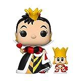 Funko Pop! & Buddy Disney: Alice in Wonderland 70th - Queen with King