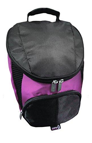 Tasche für Golfschuhe Damen, inklusive Sherpashaw T-Shirts, Pink