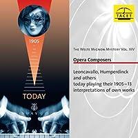 Vol. 14-Welte Mignon Mystery (Opera Composers. Leo