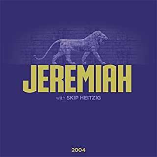 24 Jeremiah - 2004 audiobook cover art
