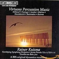 超絶技巧パーカッション (Virtuoso Percussion Music) [Import]