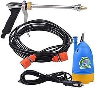 12V 80W Portable Car Garden High Pressure Washer Cleaning Washing Machine Pump