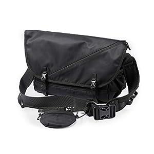 メンズ バッグ ショルダーバッグ メッセンジャーバッグ A4収納 14インチPC 防水 大容量 アウトドア