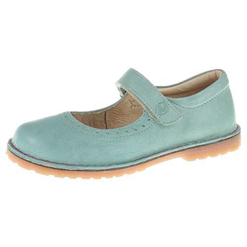 Naturino. Kinderschoenen voor meisjes Ballerina Tamponato Acqua 0012009913019105