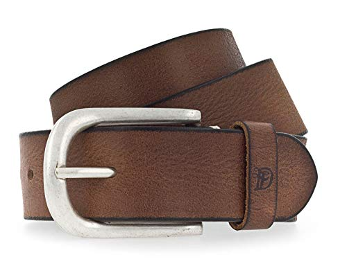 TOM TAILOR Denim - Ceinture - Homme Marron Cognac