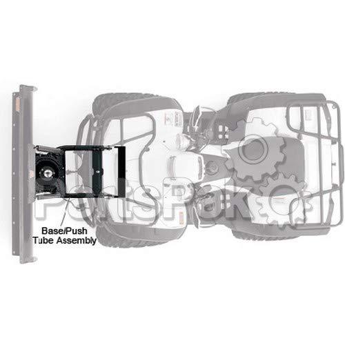Best Review Of Warn 92100 Plow Push Tube Atv