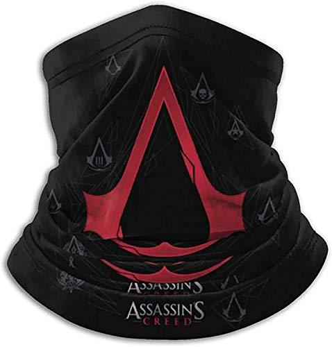 Assassin's Creed Bandanas sin costuras para el polvo, al aire libre, festivales, deportes, bufanda