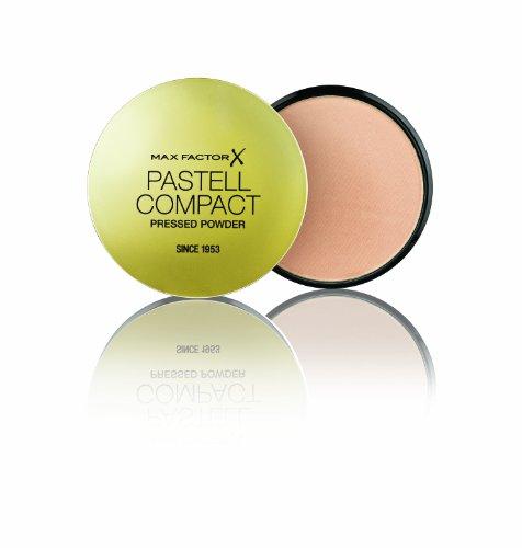Max Factor Pastell Compact Powder Pastell 4 – Mattierendes Puder Make-up – Fixierpuder für...