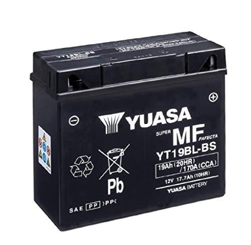 Yuasa 212190 Batería YT19BL-BS 12V
