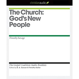 The Church: God's New People audiobook cover art