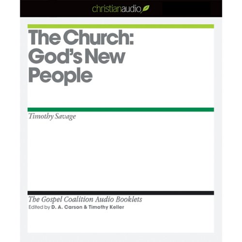The Church: God's New People cover art