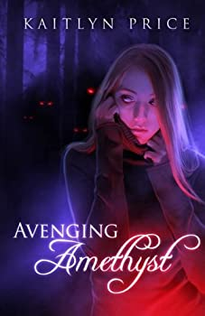 Paperback Avenging Amethyst (Immortal Eyes) Book