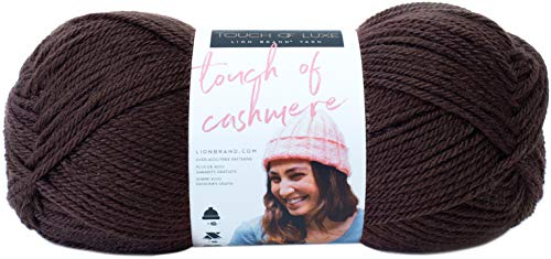 LION BRAND YARN COMPANY YARN TOUCH OF CASHME ARROWWOOD