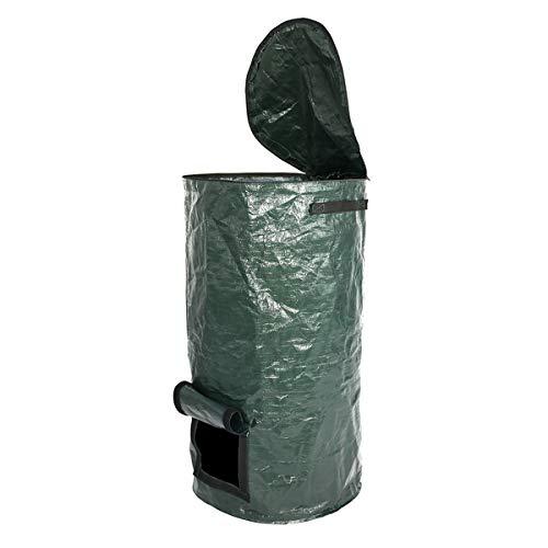 SOGNODDO - Cubo de basura para jardín (45 x 80 cm)