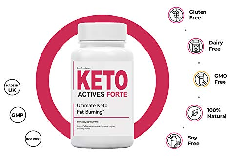 Keto Actives Forte - Dynamic Weight Loss According to KETO