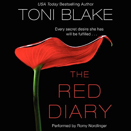 The Red Diary audiobook cover art