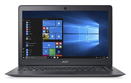 'Acer TravelMate tmx349-g2-m-72qk Notebook, Pantalla 14LED FHD, Procesador Intel Core i7–7500u, RAM 8GB, SSD 512GB, Gris