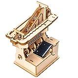CCCYT Puzzle 3D Madera Maquetas para Montar Modelo mecánico Kit de construcción con Bolas para Adolescentes y Adultos