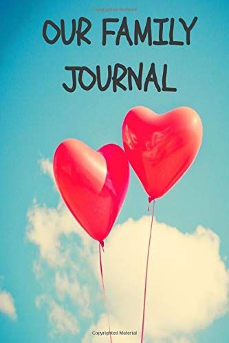 Our Family Journal: A Special ABDL journal for a Little and Big to enjoy...