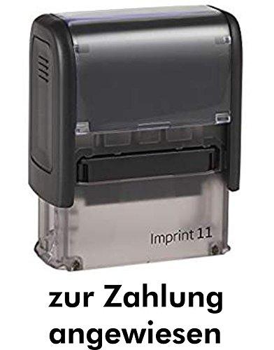 Lagerstempel/Selbstfärber - zur Zahlung angewiesen - von Kaufhaus2010