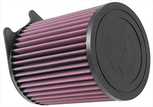 K&N E-0661 Waschbarer und wiederverwendbarer KFZ Tauschluftfilter