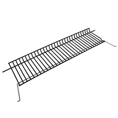 Hisencn Grill Warming Rack for Charbroil Advantage Series 4 Burner 463344116, 466344116 Gas Grill Models, 27 7/10 inch Porcelain Steel Warming Grates for Charbroil G469-0004-W1 Grill Racks