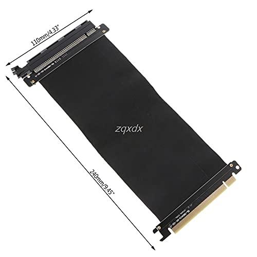 XiaoMall Alta velocidad PCIExpress 16x Riser Extender Tarjeta Adaptador Flexible Cable Whosale & Dropship