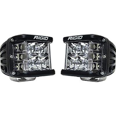 Rigid Industries 262213 D-SS Series Pro, 3 Inch, Spot Beam, LED Light, Pair Universal, 2 Pack