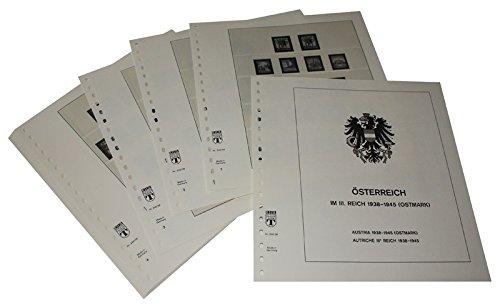 Austria Nel terzo imperio, Ostmark Anteriore a 1945- Annata 1938 fino a 1945