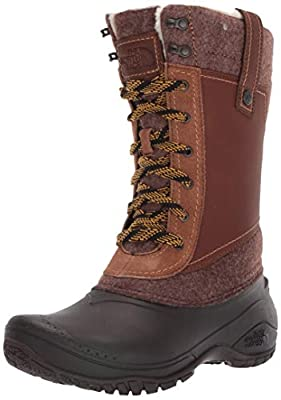The North Face Womens Shellista II Mid (9, Green)