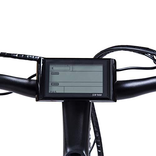 "41WrGGuoJ5L Ecotric Electric Mountain Bike 26"" with 500W Motor"