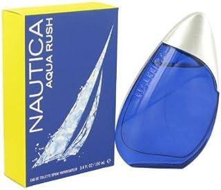Nautica Aqua Rush By Nautica 3.4 oz Eau De Toilette Spray for Men