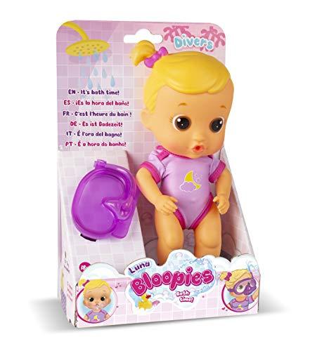 Bloopies Divers Luna, Giocattolo da Bagno per Bambini