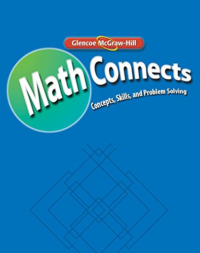 Math Connects: Study Guide and Intervention and Practice Workbook, Course 2