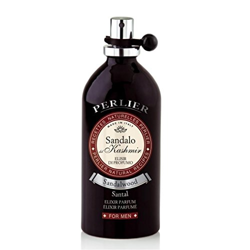 Perlier Sandalo del Kashmir, Spray, Elisir di profumo, 100 ml