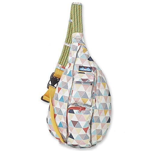 KAVU Original Rope Sling - Compact Lightweight Crossbody Bag - Triblinds