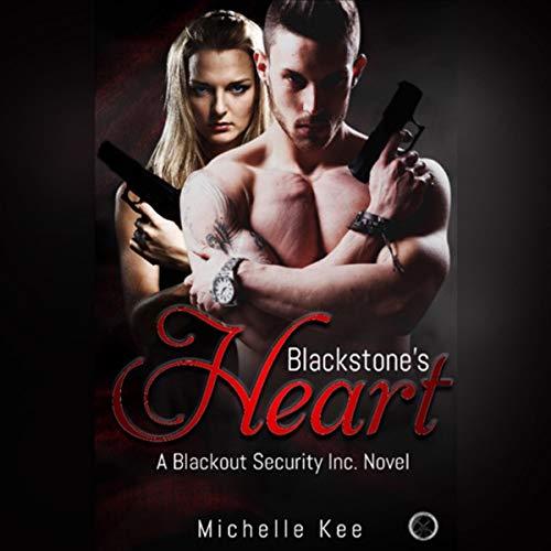 Blackstone's Heart audiobook cover art