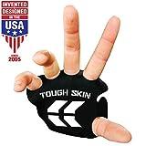 Striker Hand Tools 00117 Starke Haut'Handschuhe - Schützt Ihre Haut vor Blasen und Irritationen, Schwarz, Größe M/S