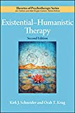 Image of Existential-Humanistic Therapy (Theories of Psychotherapy Series®)