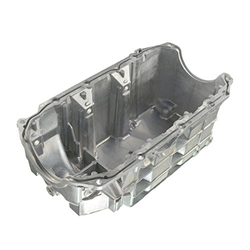 Engine Oil Pan with Drain Plug Replacement for Chevrolet Malibu Uplander Pontiac G6 Buick Rendezvous Terraza Saturn Relay V6 3.5L