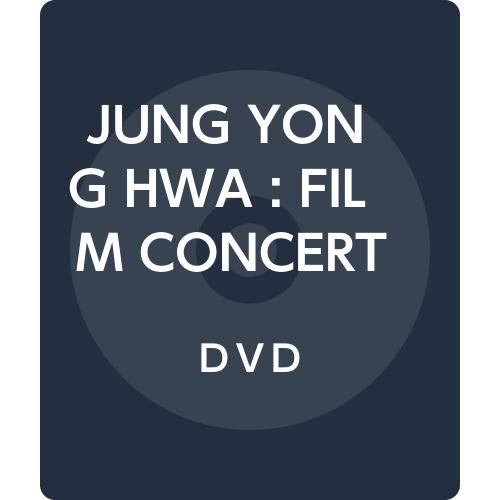 """JUNG YONG HWA : FILM CONCERT 2015-2018 """"Feel the Voice""""(DVD)"""