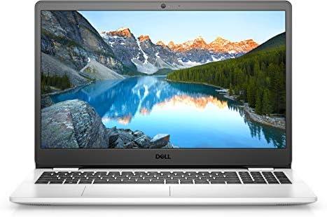 "Dell 2021 Flagship Inspiron 3000 3505 15 Laptop 15.6"" FHD WVA Narrow Border Display AMD Ryzen 3 3250U (>i7-7600u) 8GB RAM 256GB SSD AMD Radeon Graphics Win10 Snow White + iCarp HDMI Cable WeeklyReviewer"