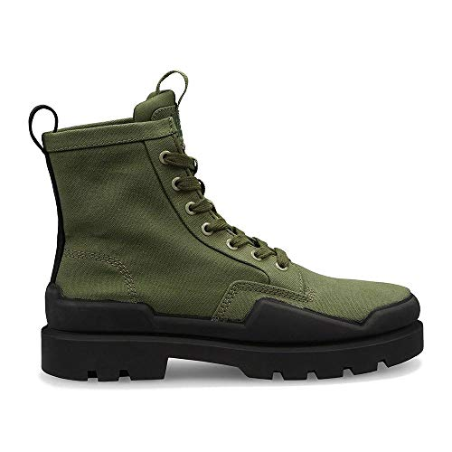 G-STAR RAW Rackam Vulc Boot, Bottes & Bottines Classiques Homme, Vert (Combat 723), 40 EU