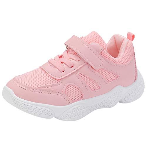 Manadlian Chaussures B/éb/é Chaussure de Sport Soft Bottom pour Enfants Tout-Petits,pour 0-18 Mois B/éb/é